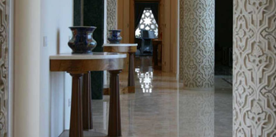 Luxury Housing traditional Interiors Baku