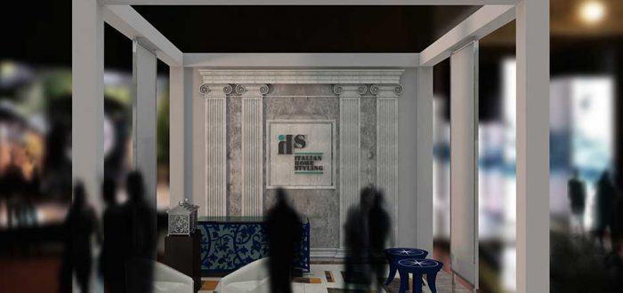 Italian Home Styling Ltd participate in the event 100% design