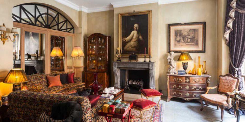 Retail & Hospitality - Hotel San Domenico House Lounge
